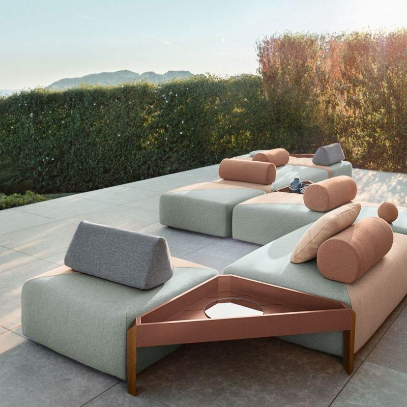 Designer Gartensofa Indoor Outdoor Konzept - parsvending.com -