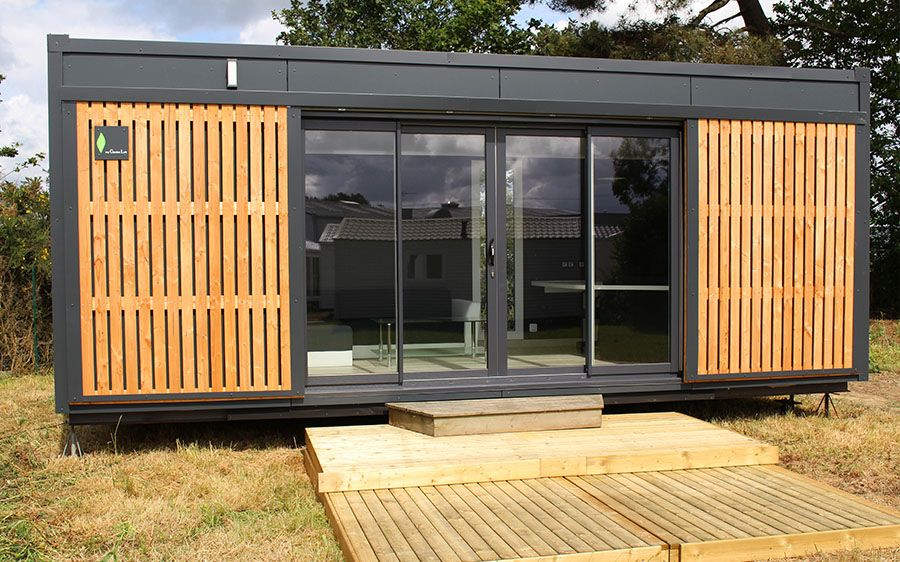 pingl par jess stirls sur container houses pinterest studio de jardin devenir et studios. Black Bedroom Furniture Sets. Home Design Ideas
