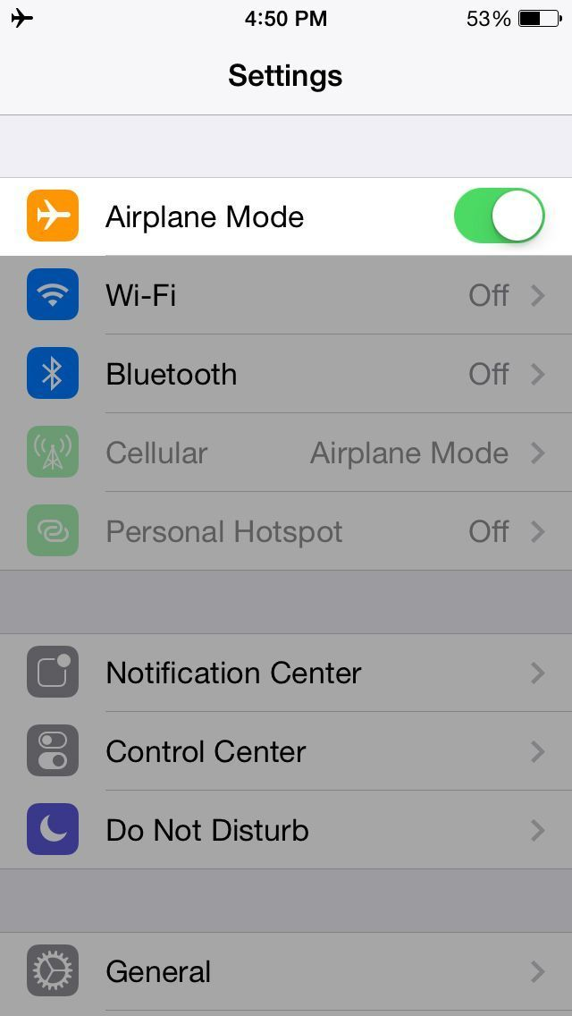 If Find My iPhone is enabled on your missing device