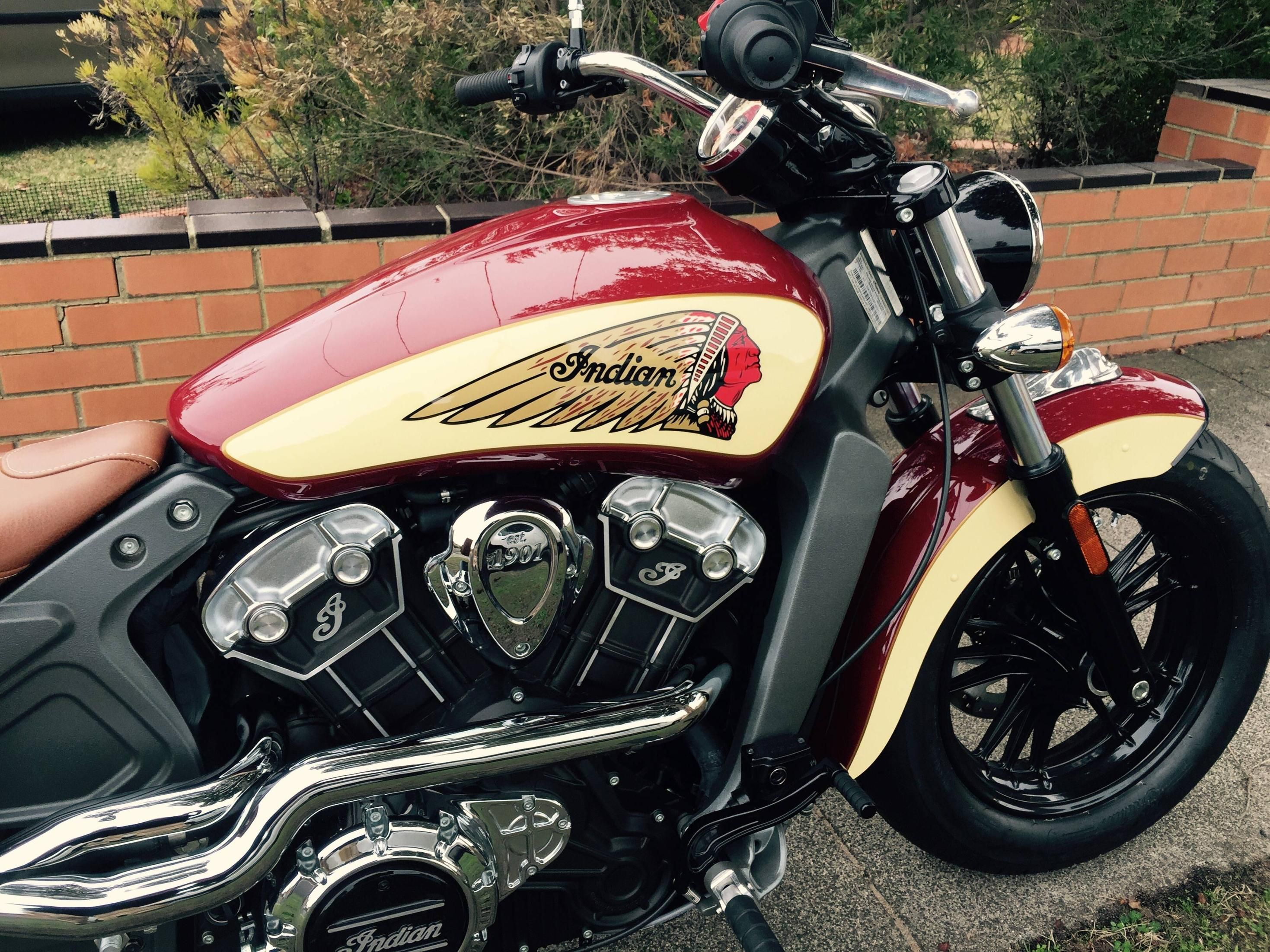 Vote Now! May 2015 Indian Motorcycle of the Month