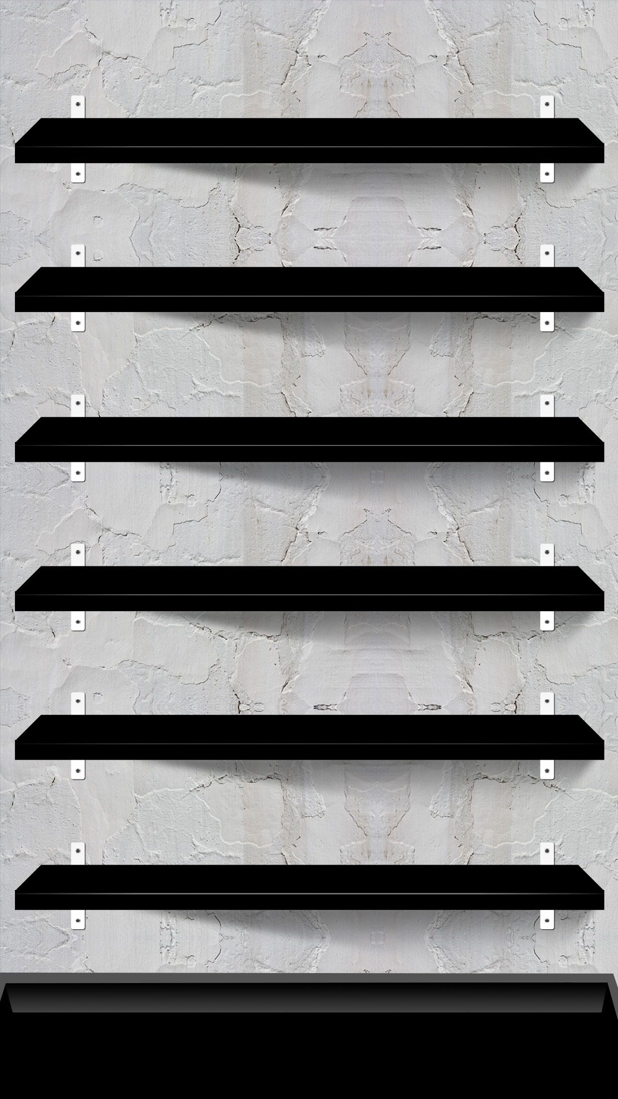 Tap And Get The Free App Shelves Stylish Grey Concrete Texture Minimalistic Hd Iphone 6 Plus Wallpaper Oboi Android Oboi Dlya Iphone Yabloko Oboi