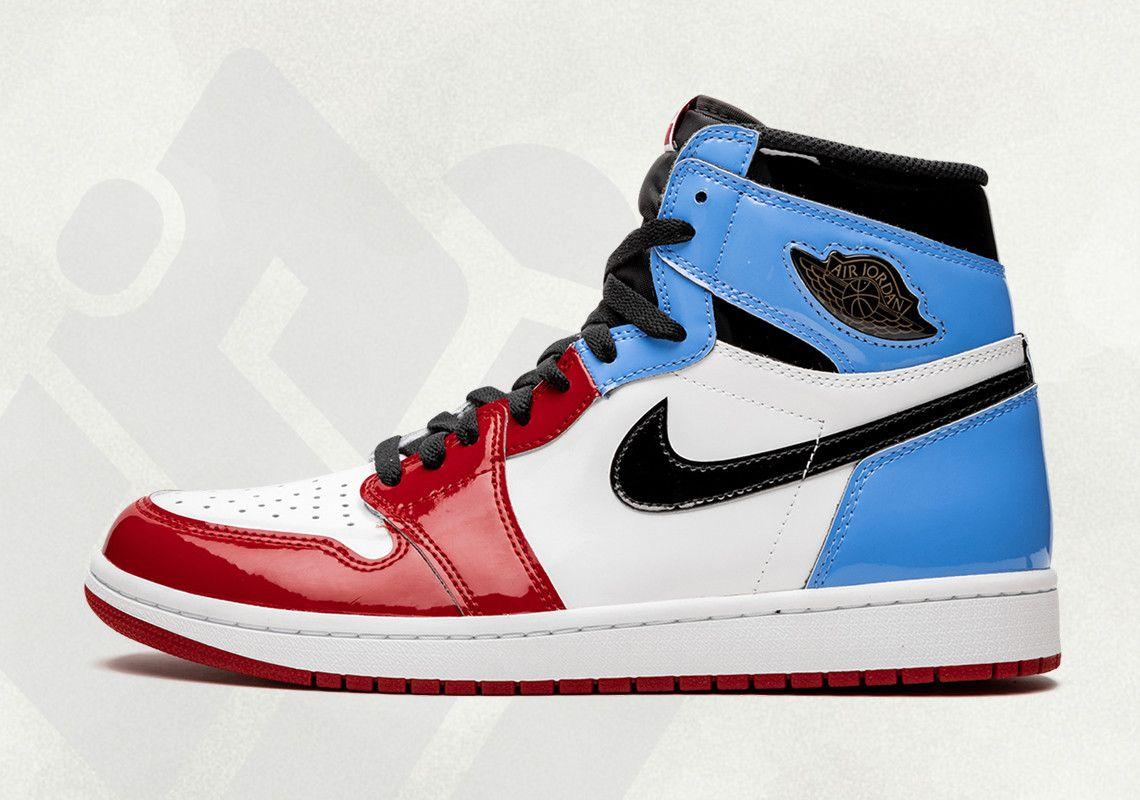 The Air Jordan 1 Retro High Og Fearless Releases On November 2nd