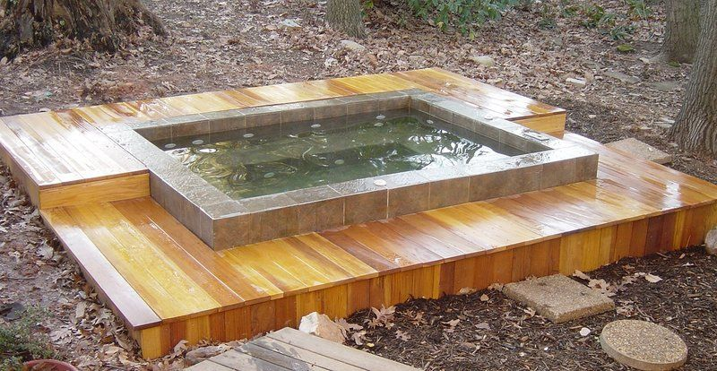How To Build Your Own Hot Tub In Ground Mycoffeepot Org