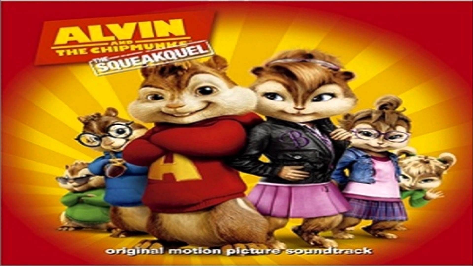 """Alvin And The Chipmunks: The Squeakquel"" (Full Deluxe edition Soundtrac."