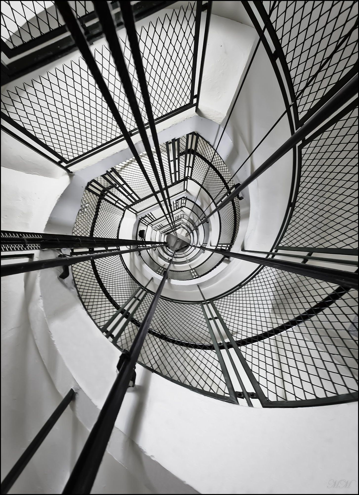 Stairs by Michael Marchal ..rh