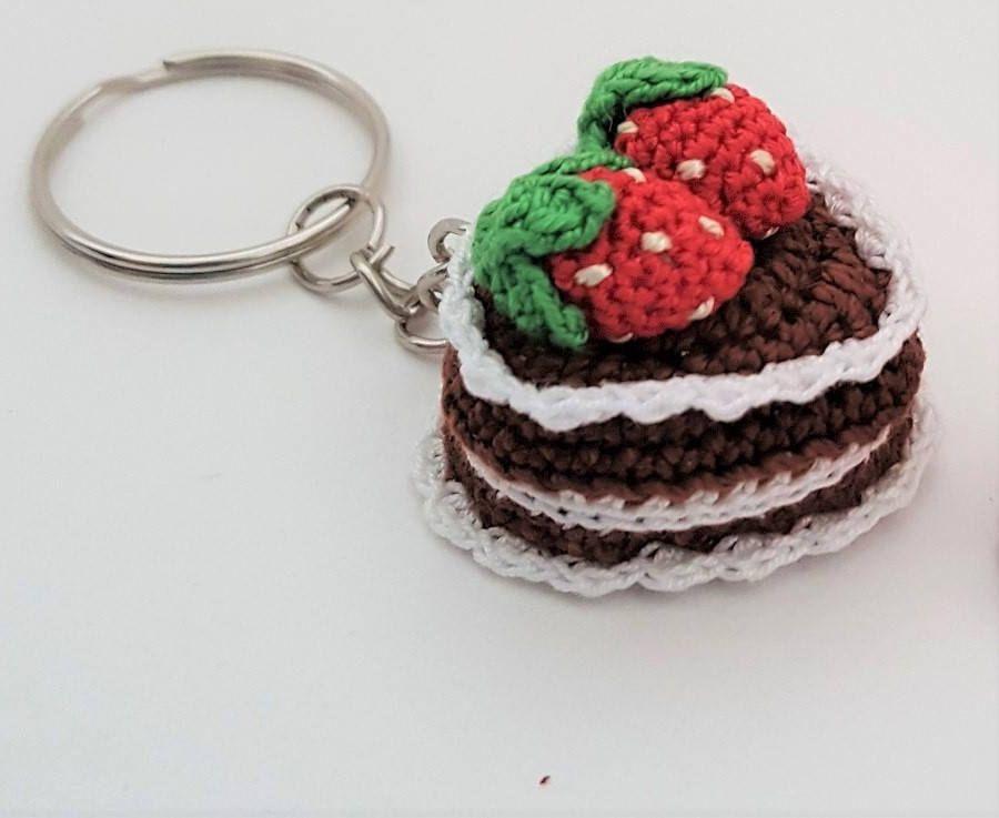 Colorful Kuchen Häkelmuster Illustration - Decke Stricken Muster ...