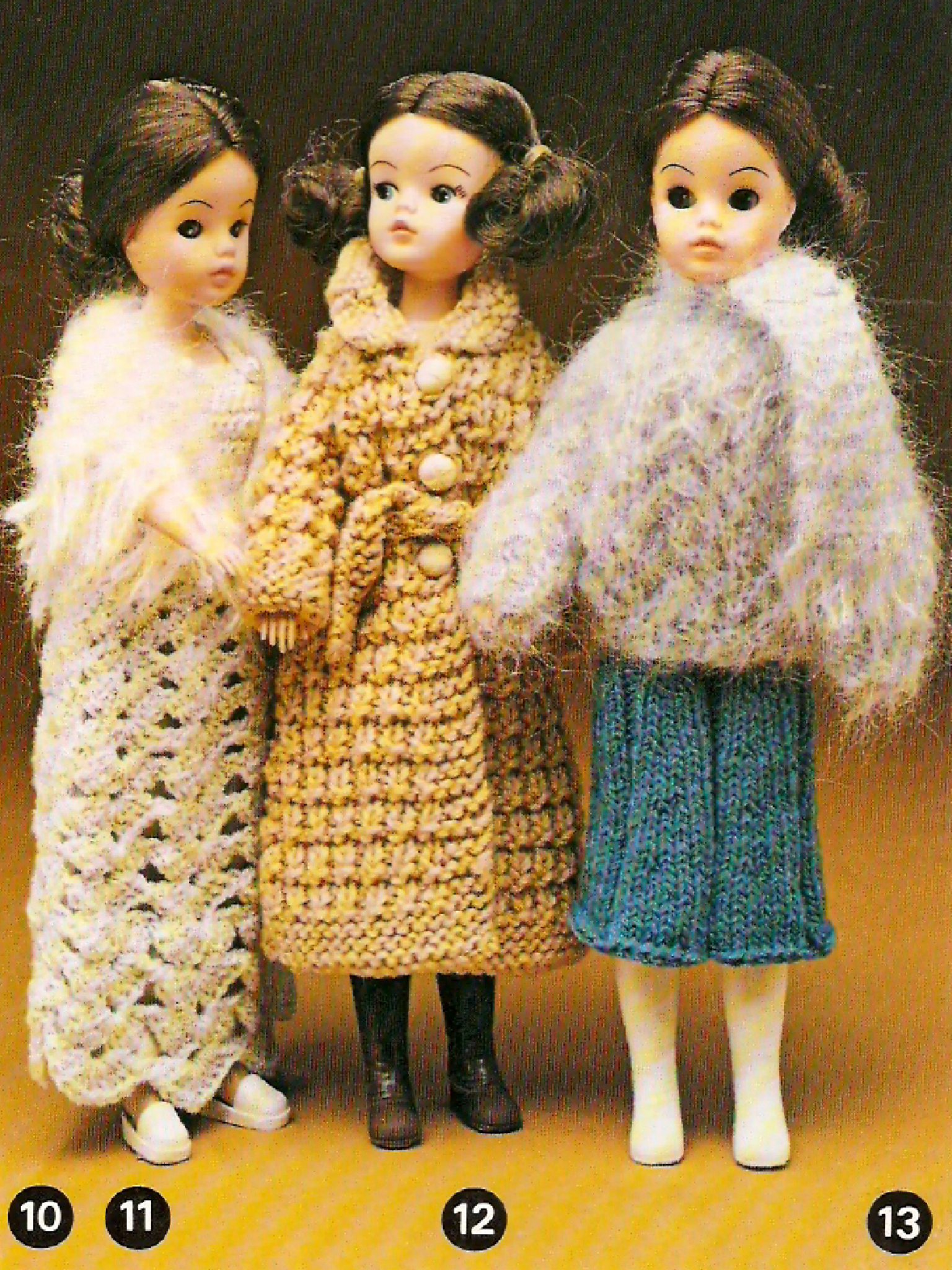 Pin by Candy on BARBIE:Knitting patterns two | Pinterest | Barbie ...