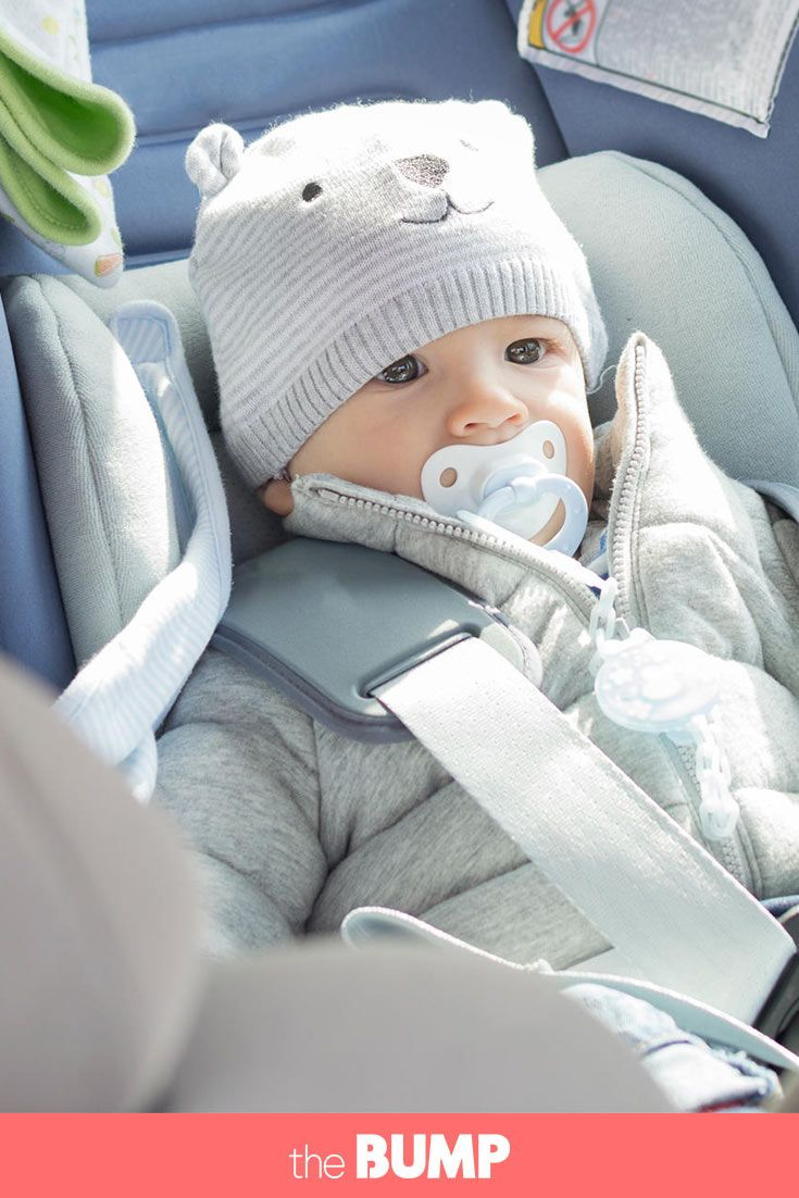 Report Says You Should Switch To A Convertible Car Seat