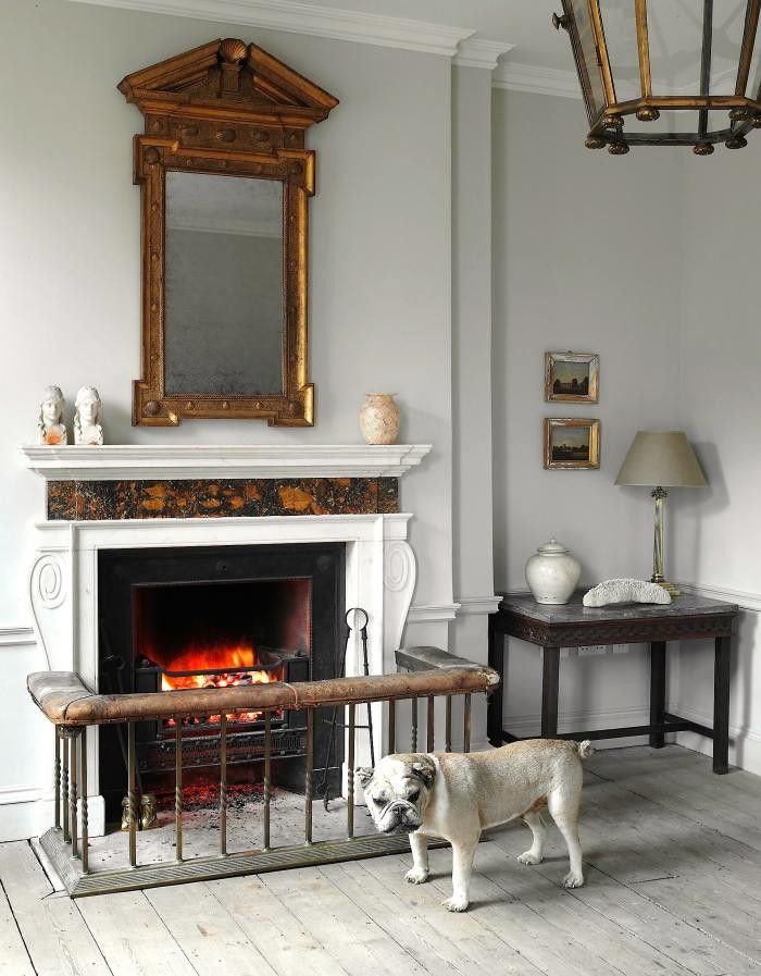 At Home With London S Antiques Whisperer British Home Home