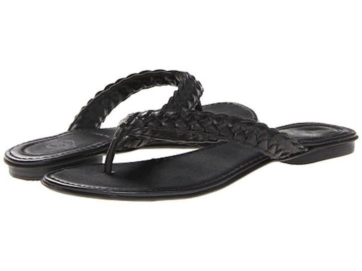 b50d68db1d7d19 Women s Harley Davidson Neila Black Flat Leather Thongs Sandals Size 6   fashion  clothing  shoes  accessories  womensshoes  sandals (ebay link)