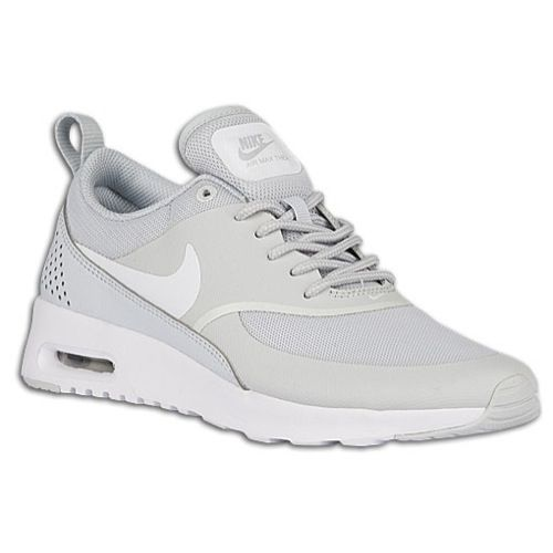 61bb10a0d8 Nike Air Max Thea - Women's - Running - Shoes - Pure Platinum/White ...
