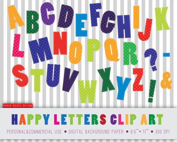 30 Alphabet Clipart Alphabet Clip Art Abc Clipart Children