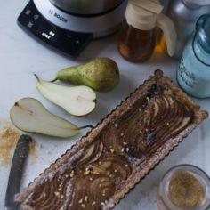 Mantelinen päärynäpiirakka - Kotikokki.net - reseptit