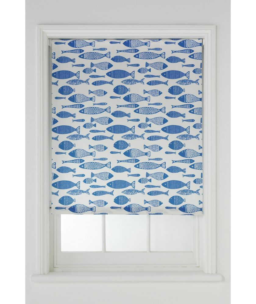 Buy Collection Moisture Resist Fish Roller Blind - 3ft at Argos.co ...
