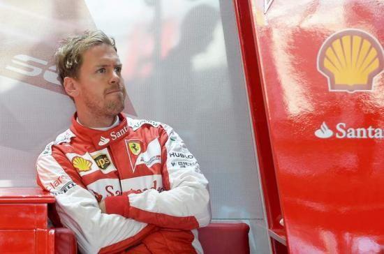 Wat denken jullie, heeft Vettel straf gekregen voor zijn tirade?