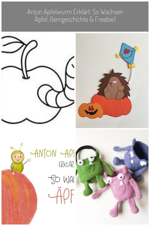 Ausmalbild Tiere Kostenlose Malvorlage Wurm Im Apfel Kostenlos Ausdrucken Apfel Ausdrucken Ausmalbild Kostenlos Koste Blog Pinterest Blog Crochet Hats