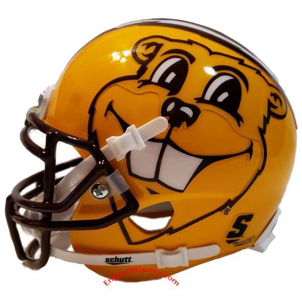 Minnesota Golden Gophers Schutt Xp Mini Helmet Alternate 4 Minnesota Golden Gophers Helmet Minnesota Gophers Football