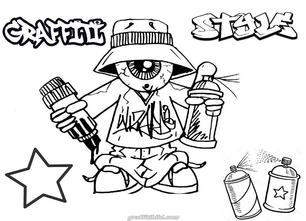 Ausmalbilder Hip Hop   My Blog