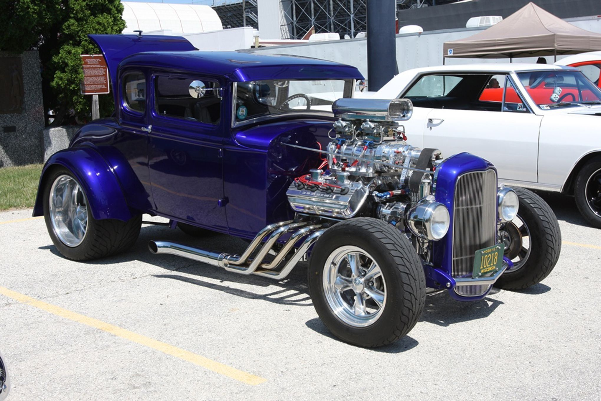 1931 ford model a coupe five window hot rod hotrod pro. Black Bedroom Furniture Sets. Home Design Ideas