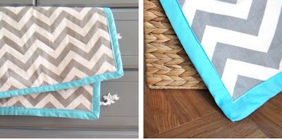 Chevron Blanket.  So similar to the duvet I want from Urban Outfitters. But wayyyyy cheaper