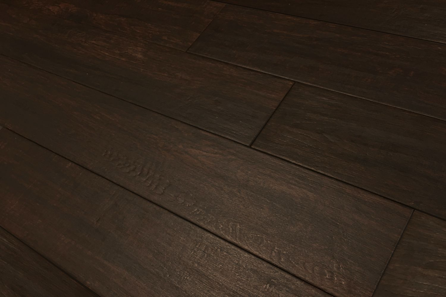 Texas Caoba 6 In X 36 Porcelain Wood Tile
