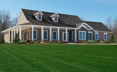 Merveilleux Why Do Our Customers Love Their Ranch Style Homes? | Wayne Homes Blog
