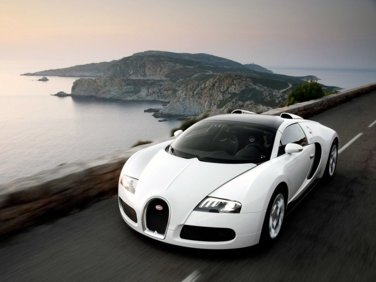 Affiche poster voiture Bugatti Veyron 16.4 Super Sport  Bugatti
