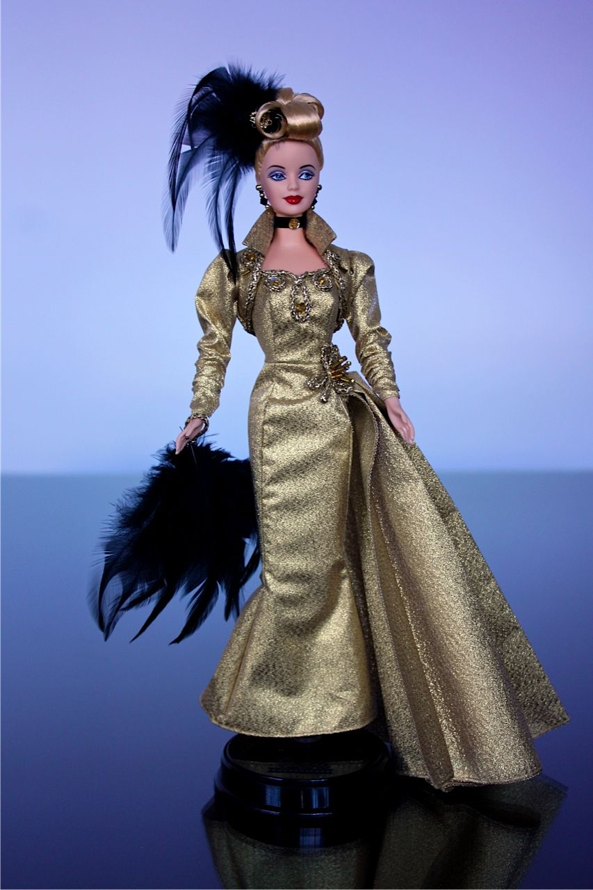 MGM Golden Hollywood Barbie® Doll - More Hollywood Dolls