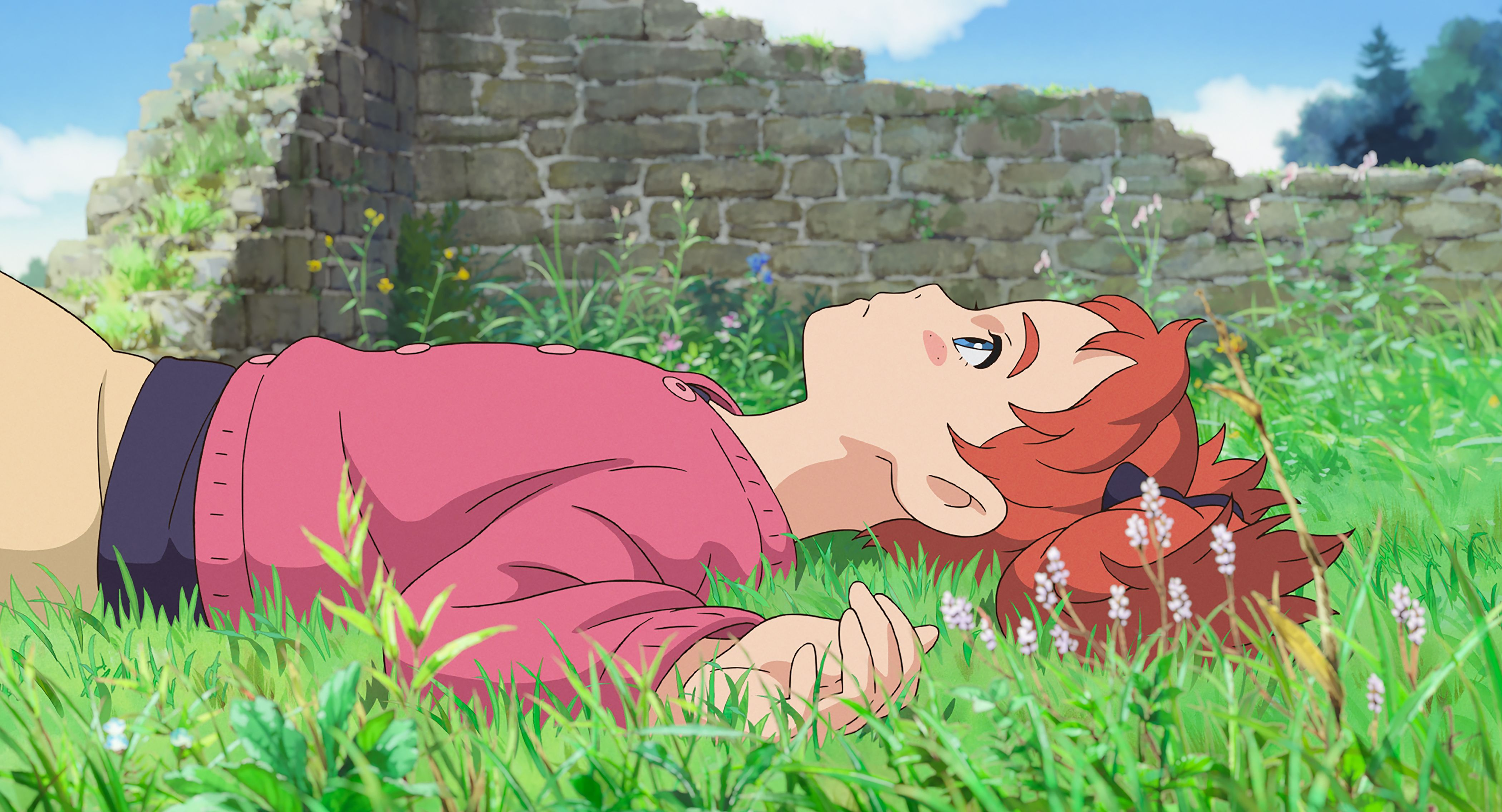 Mary and the Witchs Flower Review A Cheap Studio Ghibli