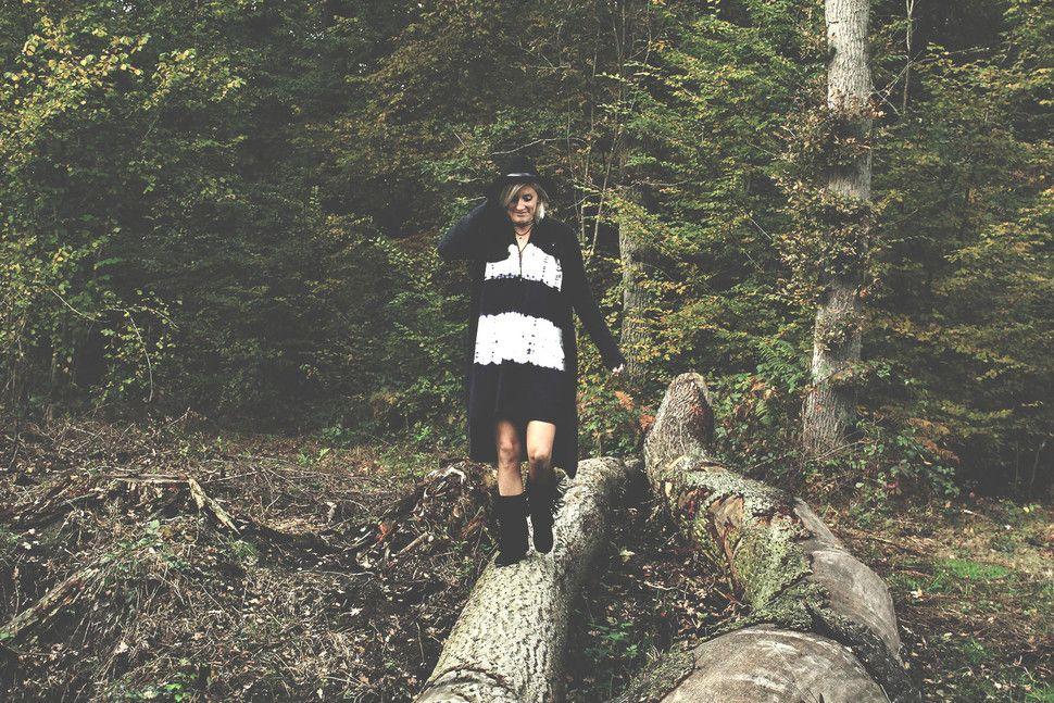 Little Boho blog - A WALK IN THE WOODS #fashion #ootd #boho #fall #streetstyle