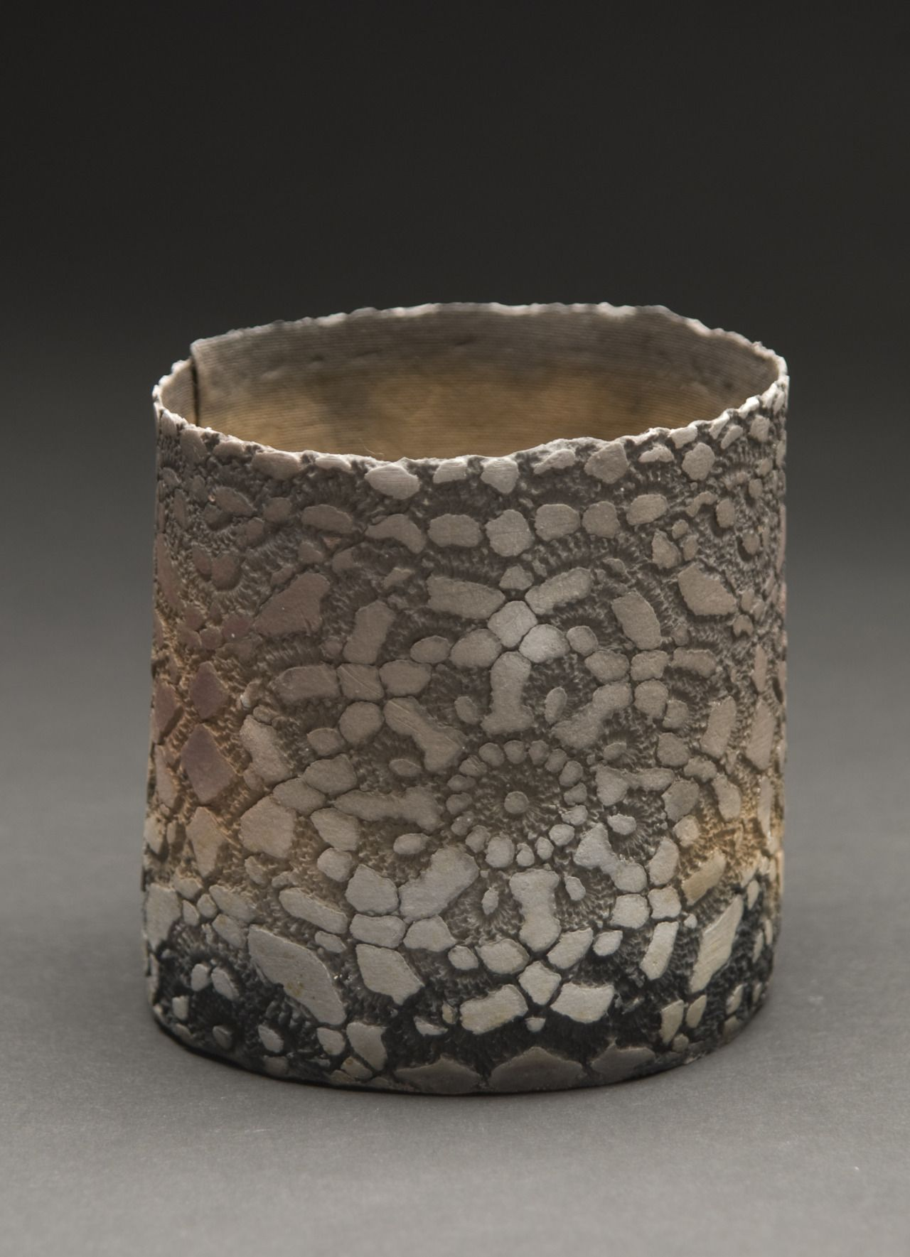cavinmorrisgallery:  Deirdre Hawthorne The Quiet II, 2011 Saggar fired earthenware 3.25 x 3.5 inches 8.3 x 8.9 cm  DH 30