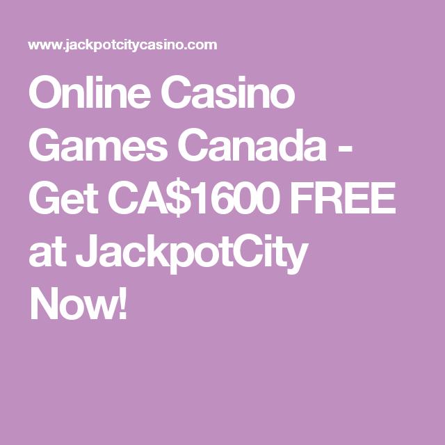 Free Online Casino Games Canada