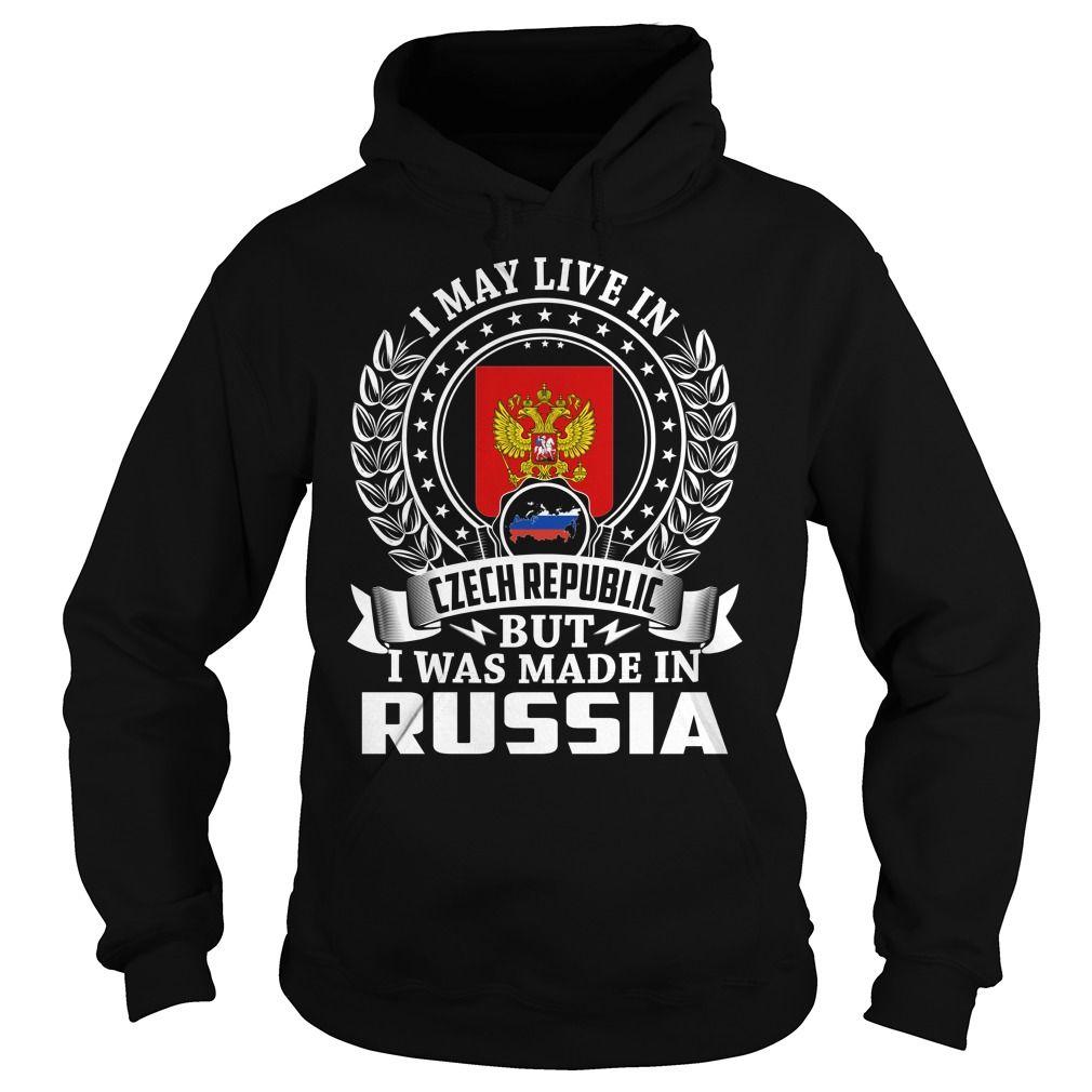 Russia Czech Republic
