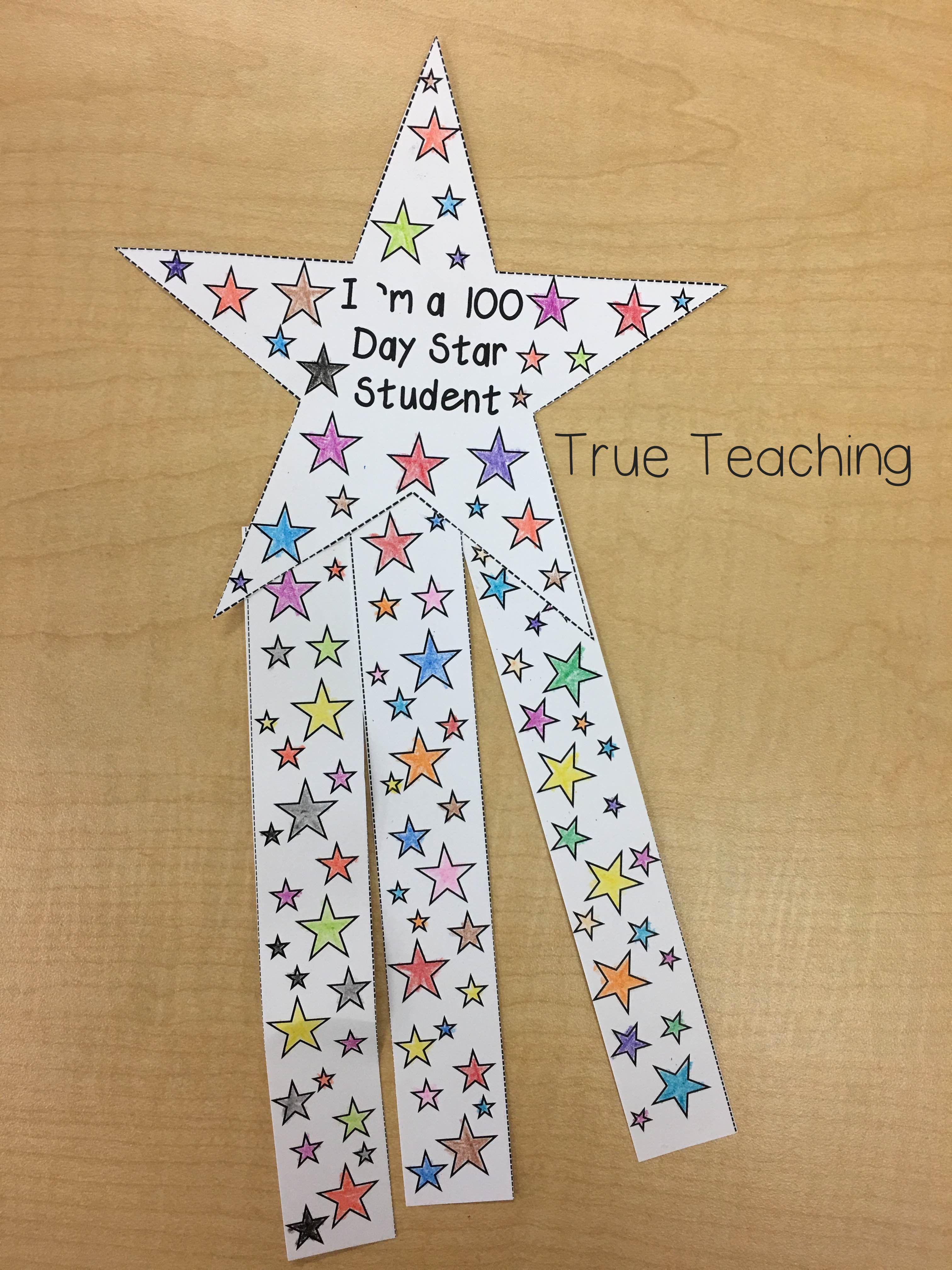 100th Day Of School By True Teaching Preschool