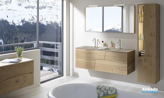 meuble salle de bain sanijura