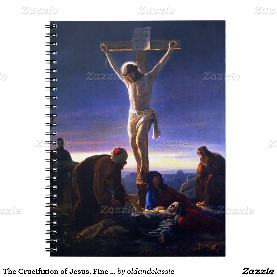 Easter christian gift ideas the crucifixion of jesus oil easter christian gift ideas the crucifixion of jesus oil painting circa 1880 negle Image collections
