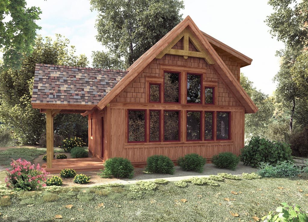 Charming Cabins Under 1000 Sq Ft #7: Exterior - Log Homes Canada | House | Pinterest | Log Homes, Logs And Canada