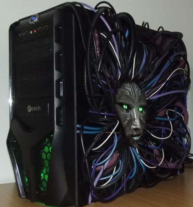 system shock 2 custom pc case pc game 2017 custom pc gaming pc build pc