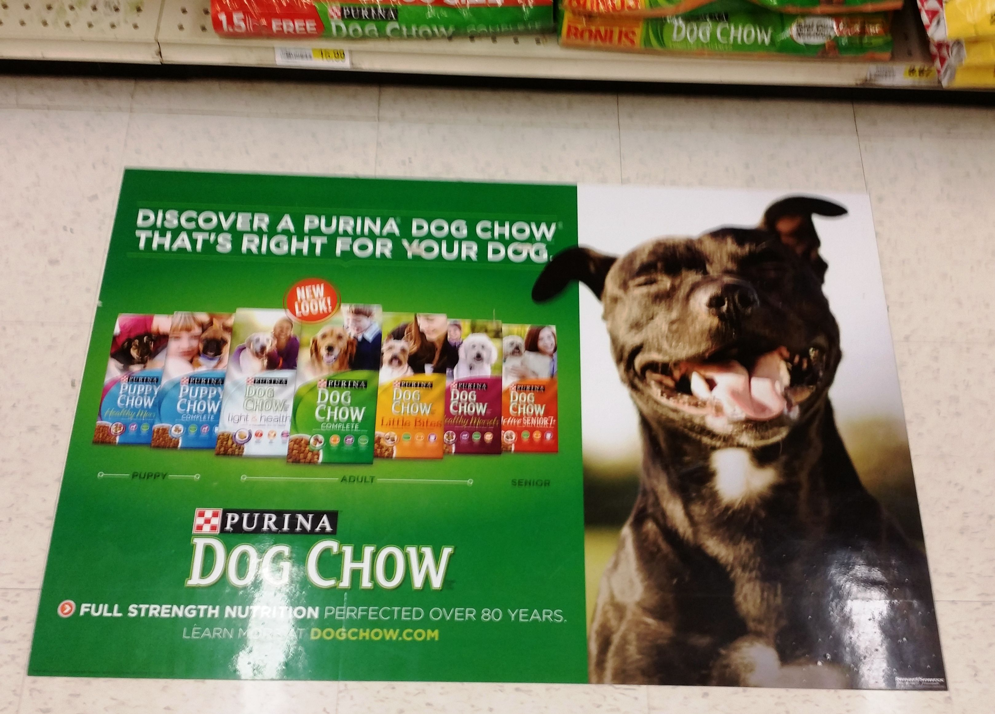 We Love Our Pets At Homer La Piggly Wiggly Purina Dog Chow
