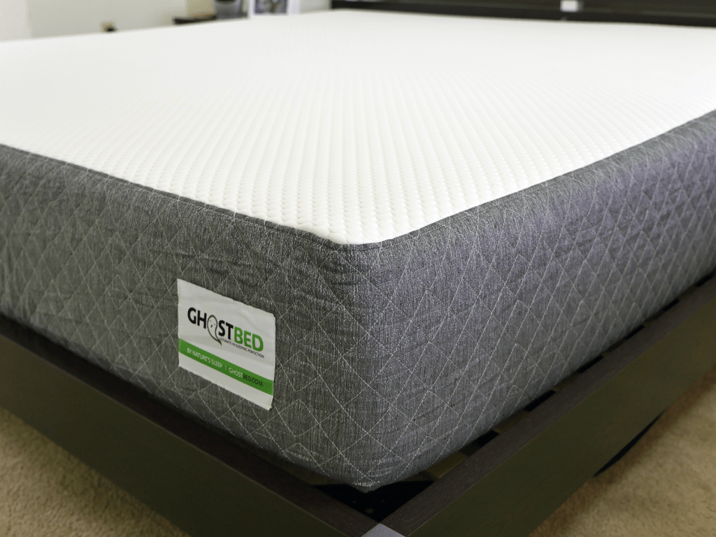 ghostbed coupon code save 50 on the Ghost bed mattress