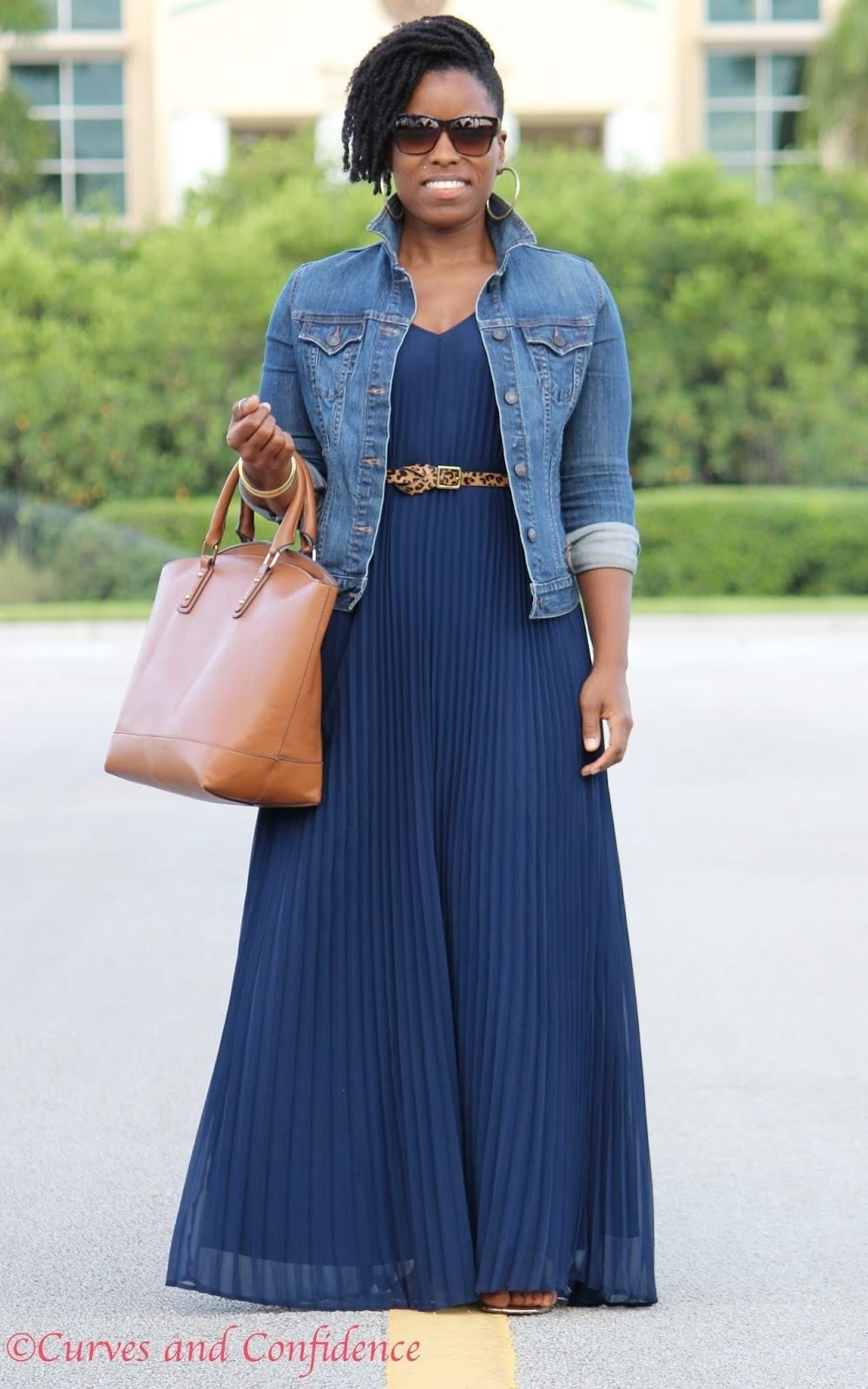 bae4e2e8319 20 Cute Outfit Ideas for Curvy Ladies to Look Awesome
