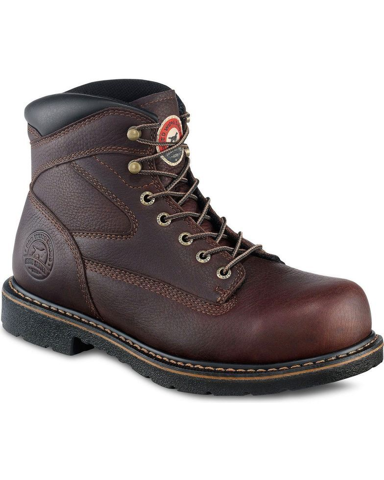Red wing boots irish setter