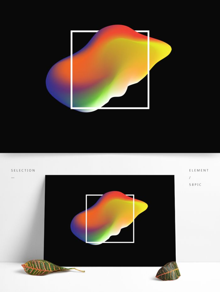 Fluid gradient abstract background backgrounds design trends daily inspiration also best for commercial use images rh pinterest