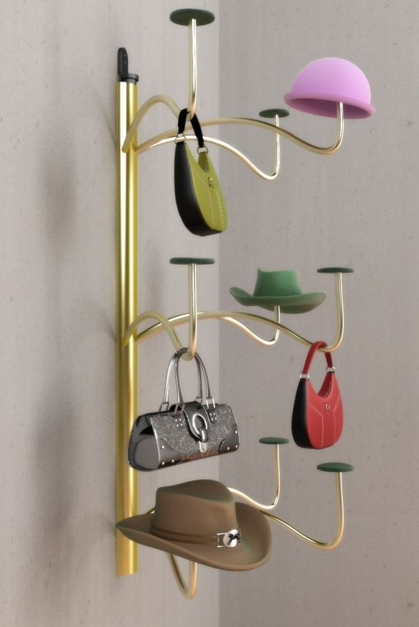 9 Diy Hat Rack Ideas For Any Home Enthusiasthome Diy Hat Rack Hat Rack Wall Rack Ideas