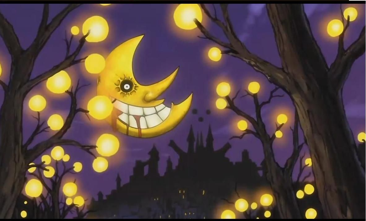 Image result for soul eater moon