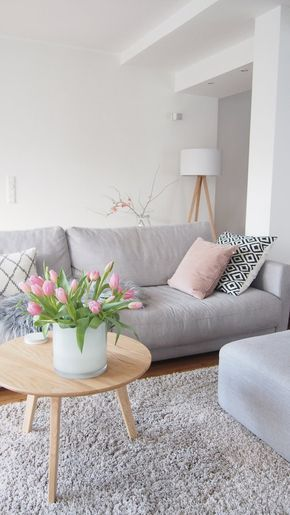 ein Hauch Frühling im Winter Living rooms, Room and Interiors