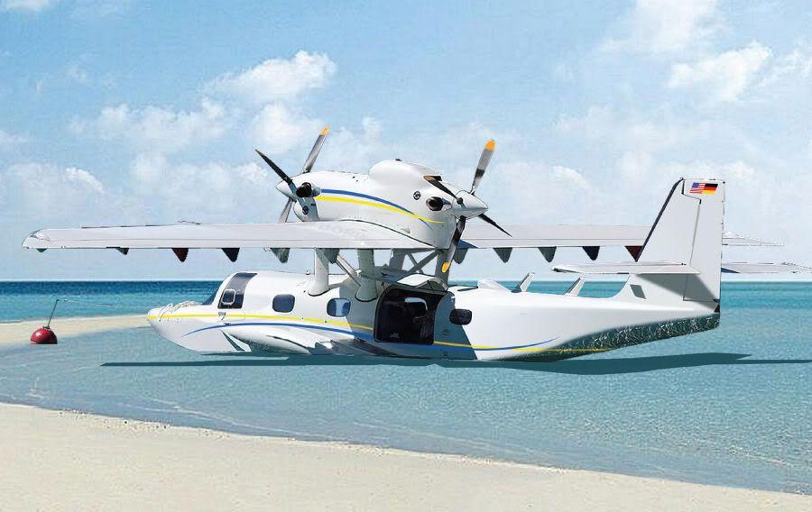 Dornier Seastar Hydravions Pinterest