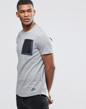 Style £30 Pocket My Grey In 00 Asos 091 776675 Nike T Tk Shirt gqwg6aO