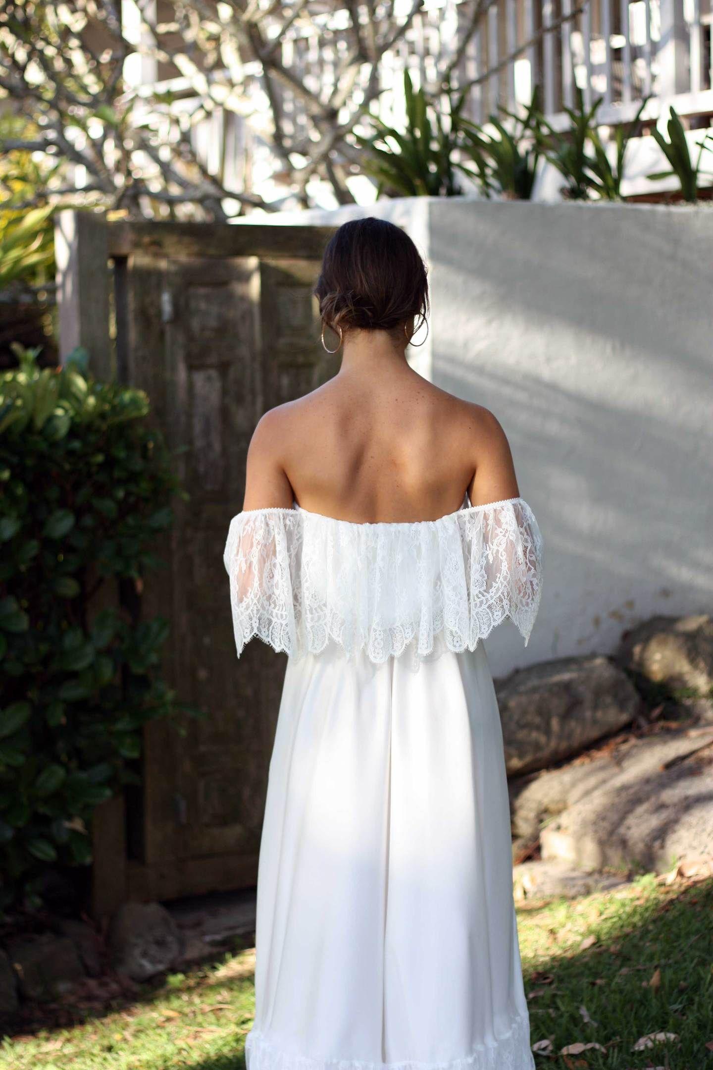 Claudine wedding ideas pinterest hippy wedding dresses hippie