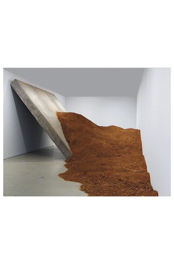 Ruben Ochoa, 'Once Extracted (2006–2009, LAXART)